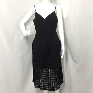Ali and Jay Geometric Embroidered Dress (G13)